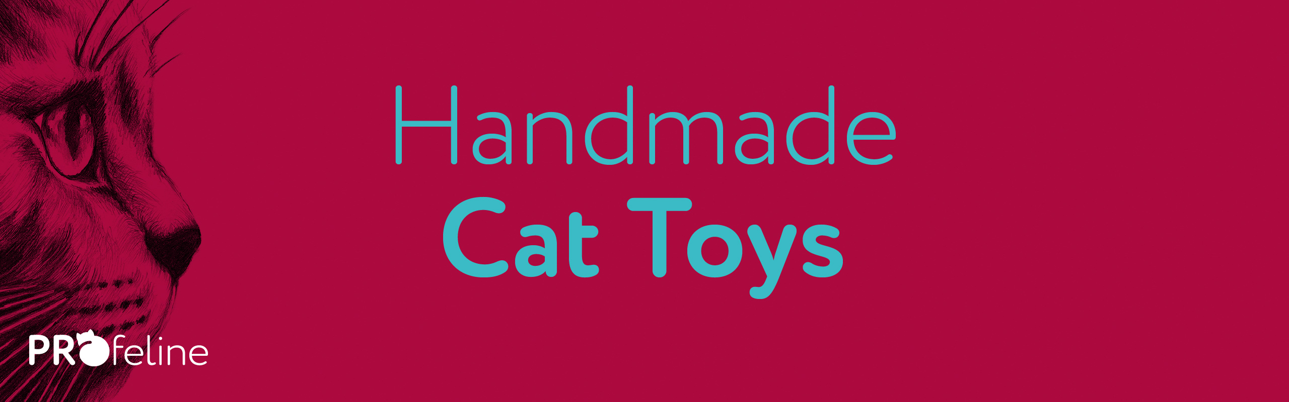 Profeline Handmade Cat Toys