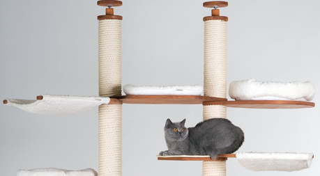 profeline cat trees and scratching posts made in germany. Black Bedroom Furniture Sets. Home Design Ideas