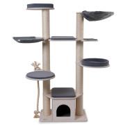 2 post cat tree profeline. Black Bedroom Furniture Sets. Home Design Ideas